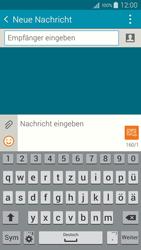 Samsung A300FU Galaxy A3 - MMS - Erstellen und senden - Schritt 7