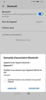 Huawei P Smart Z - Bluetooth - connexion Bluetooth - Étape 9