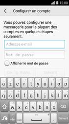 Huawei Ascend Y550 - E-mail - Configuration manuelle (outlook) - Étape 6