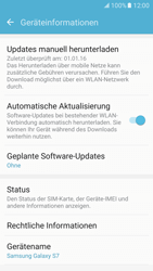 Samsung Galaxy S7 - Software - Installieren von Software-Updates - Schritt 7