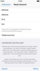 Apple iPhone 7 - Apps - Konto anlegen und einrichten - Schritt 23