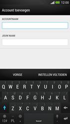 HTC One - E-mail - Account instellen (IMAP zonder SMTP-verificatie) - Stap 15