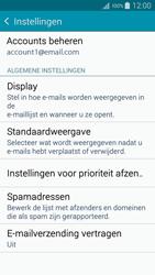 Samsung A500FU Galaxy A5 - E-mail - Instellingen KPNMail controleren - Stap 7