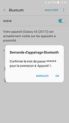 Samsung Galaxy A5 (2017) - Bluetooth - connexion Bluetooth - Étape 10