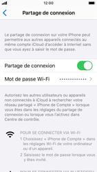 Apple iPhone SE - iOS 13 - WiFi - Comment activer un point d'accès WiFi - Étape 8