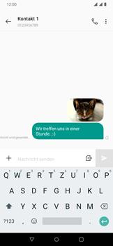 OnePlus 6T - MMS - Erstellen und senden - 18 / 19