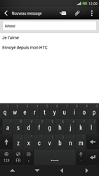 HTC One Max - E-mail - envoyer un e-mail - Étape 9