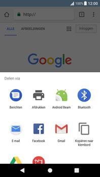 Sony Xperia XA1 Plus (G3421) - Internet - Hoe te internetten - Stap 22