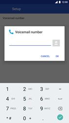 Nokia 8 (SingleSim) - Voicemail - Manual configuration - Step 10
