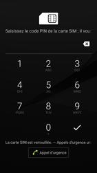 Sony Xperia Z5 Compact - Téléphone mobile - Comment effectuer une réinitialisation logicielle - Étape 4