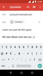 Nokia 1 - E-mail - E-mails verzenden - Stap 9