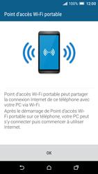 HTC One A9 - Internet et connexion - Partager votre connexion en Wi-Fi - Étape 7