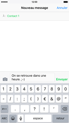 Apple iPhone 6s - MMS - Envoi d