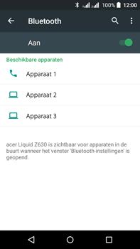Acer Liquid Z630 - Bluetooth - verbinden met ander Bluetooth apparaat - Stap 6
