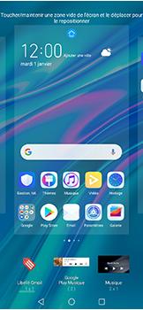 Huawei Y6 (2019) - Applications - Personnaliser l