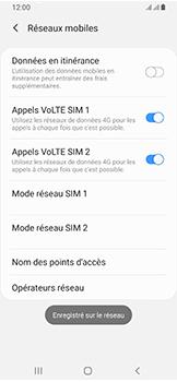 Samsung Galaxy A40 - Réseau - utilisation à l'étranger - Étape 14