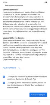 Samsung Galaxy Note 10+ - Applications - Créer un compte - Étape 15