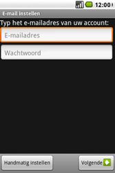 LG GW620 - E-mail - handmatig instellen - Stap 5