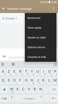 HTC HTC Desire 825 - MMS - envoi d'images - Étape 9