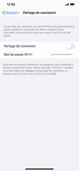 Apple iPhone 11 - Internet et connexion - Utiliser le mode modem par USB - Étape 4