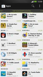 HTC One - Apps - Herunterladen - 6 / 20