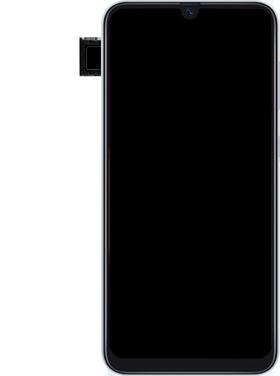 Samsung Galaxy A50 - Toestel - simkaart plaatsen - Stap 7