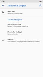 Nokia 8 - Android Pie - Startanleitung - So fügen Sie eine Tastatursprache hinzu - Schritt 6