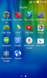 Samsung J100H Galaxy J1 - Internet - Navigation sur Internet - Étape 2