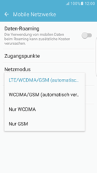 Samsung G925F Galaxy S6 edge - Android M - Netzwerk - Netzwerkeinstellungen ändern - Schritt 6