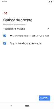 Google Pixel 3 - E-mails - Ajouter ou modifier un compte e-mail - Étape 19