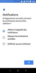 Alcatel 1 - Sécuriser votre mobile - Activer le code de verrouillage - Étape 12