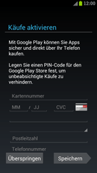 Samsung I9300 Galaxy S III - Apps - Konto anlegen und einrichten - Schritt 13