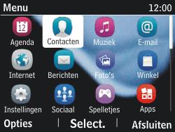 Nokia Asha 201 - contacten, foto