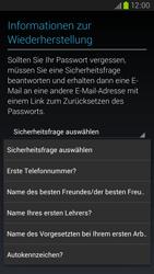 Samsung Galaxy S III LTE - Apps - Einrichten des App Stores - Schritt 13