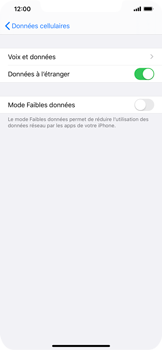 Apple iPhone XS Max - iOS 13 - Internet - Utilisation à l