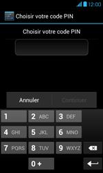 Bouygues Telecom Bs 401 - Sécuriser votre mobile - Activer le code de verrouillage - Étape 7