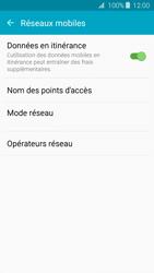 Samsung Galaxy J3 (2016) - Aller plus loin - Désactiver les données à l'étranger - Étape 5