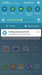 Samsung G920F Galaxy S6 - Internet - Automatische Konfiguration - Schritt 6
