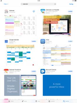 Apple iPad Pro 12.9 inch - Apps - Löschen und wiederherstellen von vorinstallierten iOS-Apps - 1 / 1