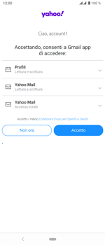 Sony Xperia 5 - E-mail - 032b. Email wizard - Yahoo - Fase 11