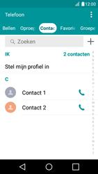 LG K120E K4 - Contactgegevens overzetten - delen via Bluetooth - Stap 4
