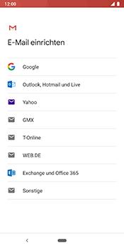 Google Pixel 3 - E-Mail - Konto einrichten (gmail) - Schritt 7