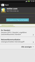 HTC One X - Apps - Herunterladen - 14 / 22