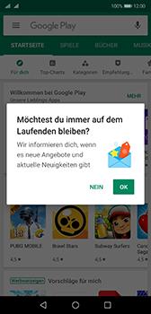 Huawei P20 - Android Pie - Apps - Herunterladen - Schritt 3