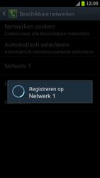 Samsung I9300 Galaxy S III - Netwerk - gebruik in het buitenland - Stap 12