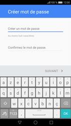 Huawei Honor 5X - Applications - Créer un compte - Étape 11