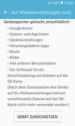 Samsung Galaxy Xcover 3 VE - Fehlerbehebung - Handy zurücksetzen - 9 / 12