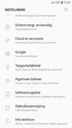 Samsung Galaxy J5 (2016) (J510) - Android Nougat - Resetten - Fabrieksinstellingen terugzetten - Stap 4