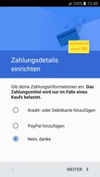 Samsung Galaxy S6 - Apps - Konto anlegen und einrichten - 19 / 21