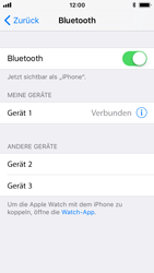 Apple iPhone 5s - Bluetooth - Geräte koppeln - 0 / 0
